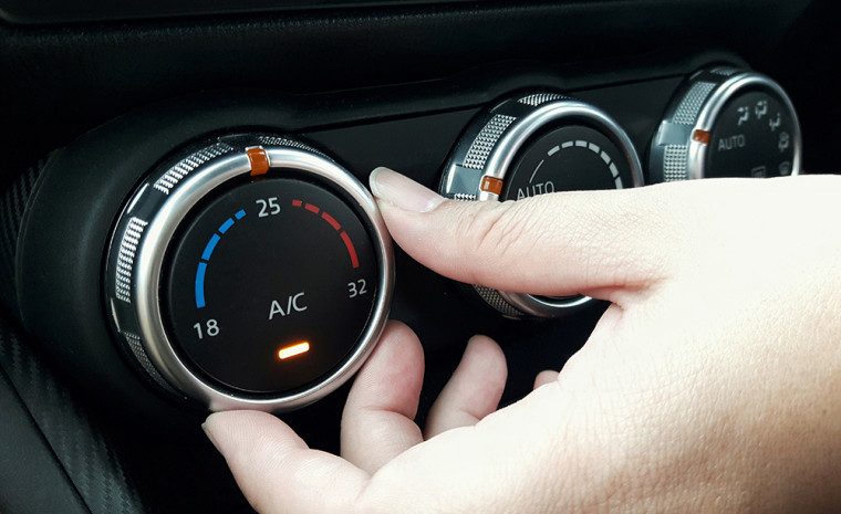 Car Air Conditioning Regas London