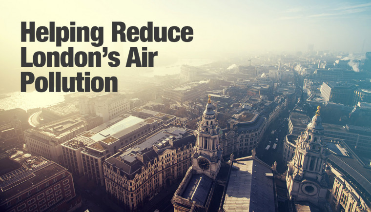 Lowering Car Emissions in London